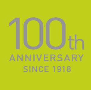 100th ANNIVERSARY 田井鐵工