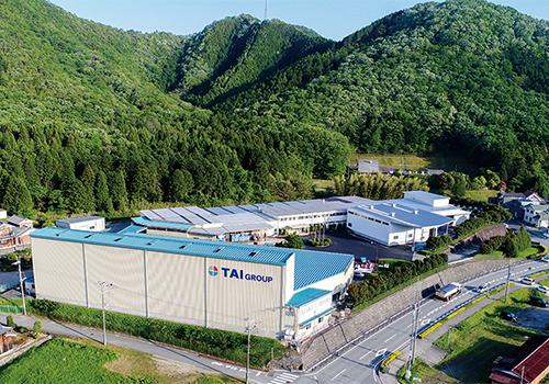 田井鐵工 野間工場